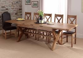 Classic And Elegant Chateu Extending Dining Table Design By - Furniture dining table designs