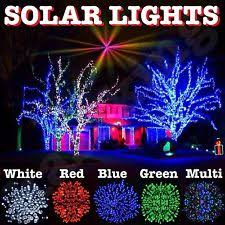 Solar Christmas Lights Australia - solar christmas lights ebay