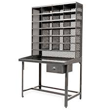 bureau tri postal casier tri postal tolix brut verni meuble industriel
