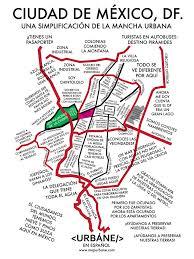 Miami Neighborhoods Map by Mexico City Neighborhood Map My Blog