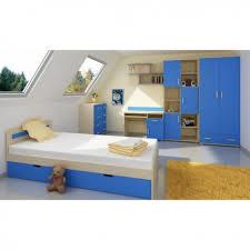 chambre complete enfant chambre complète pour enfant noa colorée tendance lumineuse pas cher
