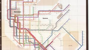Mta Subway Map Nyc by Massimo Vignelli Graphic Designer Of Famed 1972 Subway Map Dies