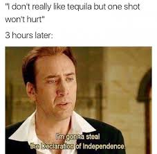 Funny Tequila Memes - i dont like tequila meme imglulz tequila meme and meme meme