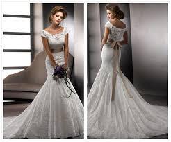 wedding dresses with sash ribbon exquisite trumpet mermaid scoop sash ribbon belt lace wedding