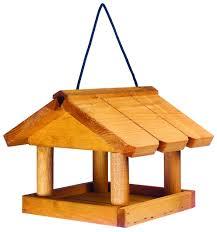 bird feeder gardman mini hanging bird table 65350 bunnings