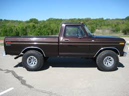 Ford F 100 1976 1976 F100 4x4 Autotrends