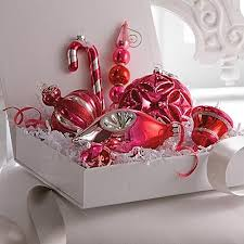 vintage ornament collection it lovely