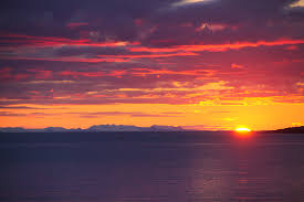 Sunset Reykjavik by Travel Running U2013 Iceland Globalrunnergirl