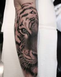 best 25 tiger forearm tattoo ideas on pinterest lion forearm