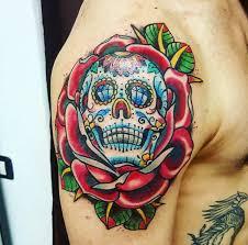 parlour tattoo studio how sugar skull tattoos are shaking up