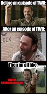 Walking Dead Birthday Meme - saucy1 on