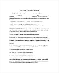 consulting agreement example 9 samples in word pdfconsulting