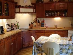 decoration pour cuisine deco pour cuisine en chene