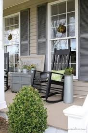 gorgeous farmhouse front porch finding home farms blogger home