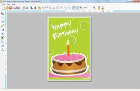 birthday card design software make happy funny photo birth day cards