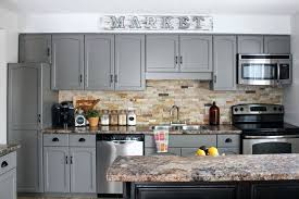 gray cabinet kitchen gray cabinet kitchen cabinets grey with white appliances pictures l