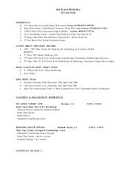 Career Coach Resume Sample by Coaching Resume Contegri Com