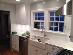 Houzz Kitchen Backsplash by Has Anyone Installed Lg Viatera Rococo Kitchen Ideas