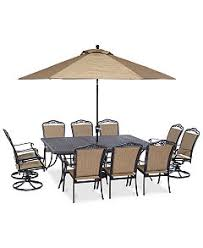 Beachmont Outdoor Patio Furniture Beachmont Ii Outdoor Dining Collection Created For Macy S