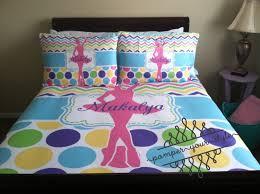 Anchor Comforter Dance Comforter Or Duvet Personalized Custom Dance Bedding