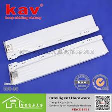 kav metal box drawer slides soft close drawer slides heavy duty
