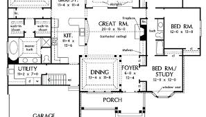 one story house plans with 4 bedrooms simple 4 bedroom floor plans 4 bedroom 1 floor house plans simple