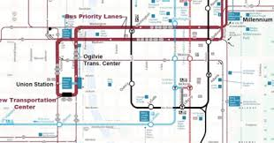 chicago union station floor plan chicago s secondary stations little engines that could and should