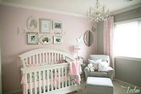 décoration de chambre de bébé idées déco chambre bébé fille