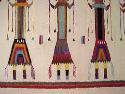 a mid century navajo yei rug for sale antiques com classifieds