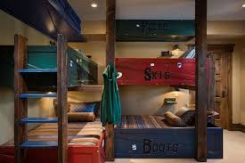 Building Plans For Triple Bunk Beds by 22 Bunk Beds For Four A Space Saving Solution For Shared Bedrooms
