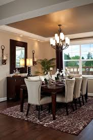 Dining Room Ceiling Designs Best 25 Brown Dining Rooms Ideas On Pinterest Brown Dining Room