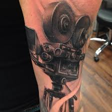 camera film tattoo pictures to pin on pinterest tattooskid