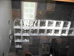 Glass Block Bathroom Designs Inspiring Glass Block Bathroom Designs In Shower With Windows