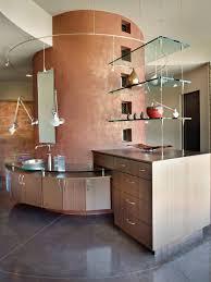 Hanging Bathroom Shelves by 24 Bathroom Glass Shelves Designs Ideas Design Trends