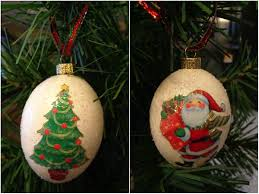 diy egg ornaments thrifty t s treasures