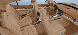 porsche panamera interior back seat 2011 porsche panamera full interior eurocar news