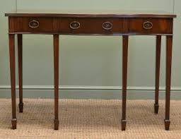 Mahogany Console Table Vintage Mahogany Console Table Console Tables Ideas