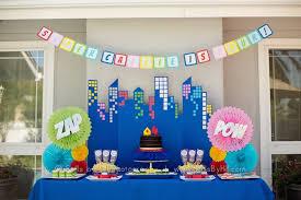 kara u0027s party ideas close dessert table chic