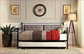 Daybed With Trundle And Storage Bedroom Fabulous Daybed Pop Up Trundle Combo Queen Size Daybed