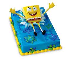 spongebob birthday cake spongebob birthday cakes for kids wow pictures spongebob