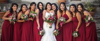 burgundy bridesmaid dresses beautiful burgundy bridesmaid dresses pretty