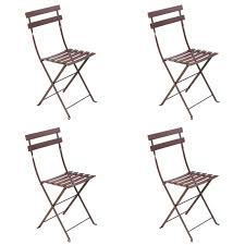 Bistro Chairs Uk Fermob Bistro Chairs Set Of 4 In 26 Vibrant Colours Free Shipping
