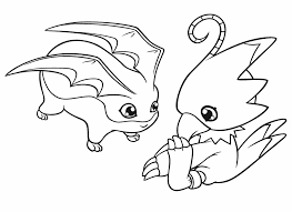 digimon coloring pages cartoon cartoon coloring pages