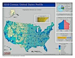United States Map By Population by U S Population Density By County 2010 Census Profile Map U2026 Flickr