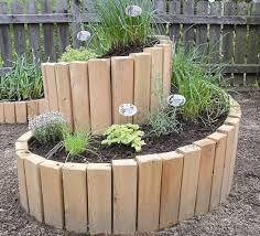 best 20 herb planters ideas on pinterest growing herbs artistic raised flower beds on 20 unique fun garden bed ideas 16