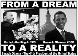 Obama Curtains Barack Obama U0026 Martin Luther King