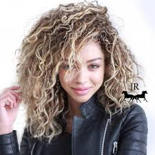hairstyles for curly and messy hair 35 most alluring hairstyles for frizzy hair