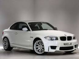 bmw white car used bmw 1 series m white cars for sale motors co uk