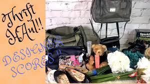 thrift garage sale haul designer bags coach kors furla youtube thrift garage sale haul designer bags coach kors furla