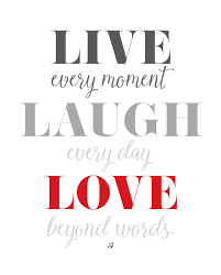 Live Love Laugh Home Decor Lostbumblebee Live Laugh Love